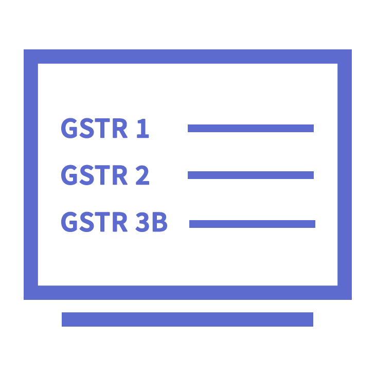 GST-dashboard-GSTR1-GSTR2-GSTR3B-return | Zybra