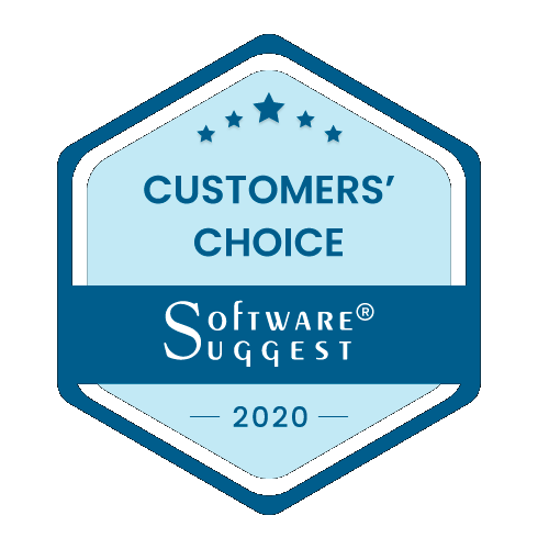 Customer Choice GST Invoicing & GST Accounting Software 2020 by SoftwareSuggest