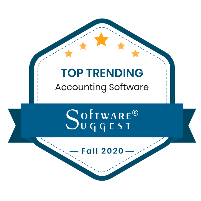 Top Trending GST Invoicing Software & GST Accounting Software for Small Business 2020 by SoftwareSuggest