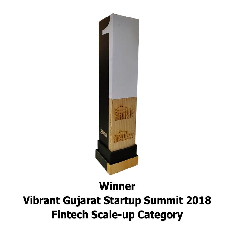 winner-vibrant-gujarat-startup-summit-2018-fintech-scaleup | Zybra