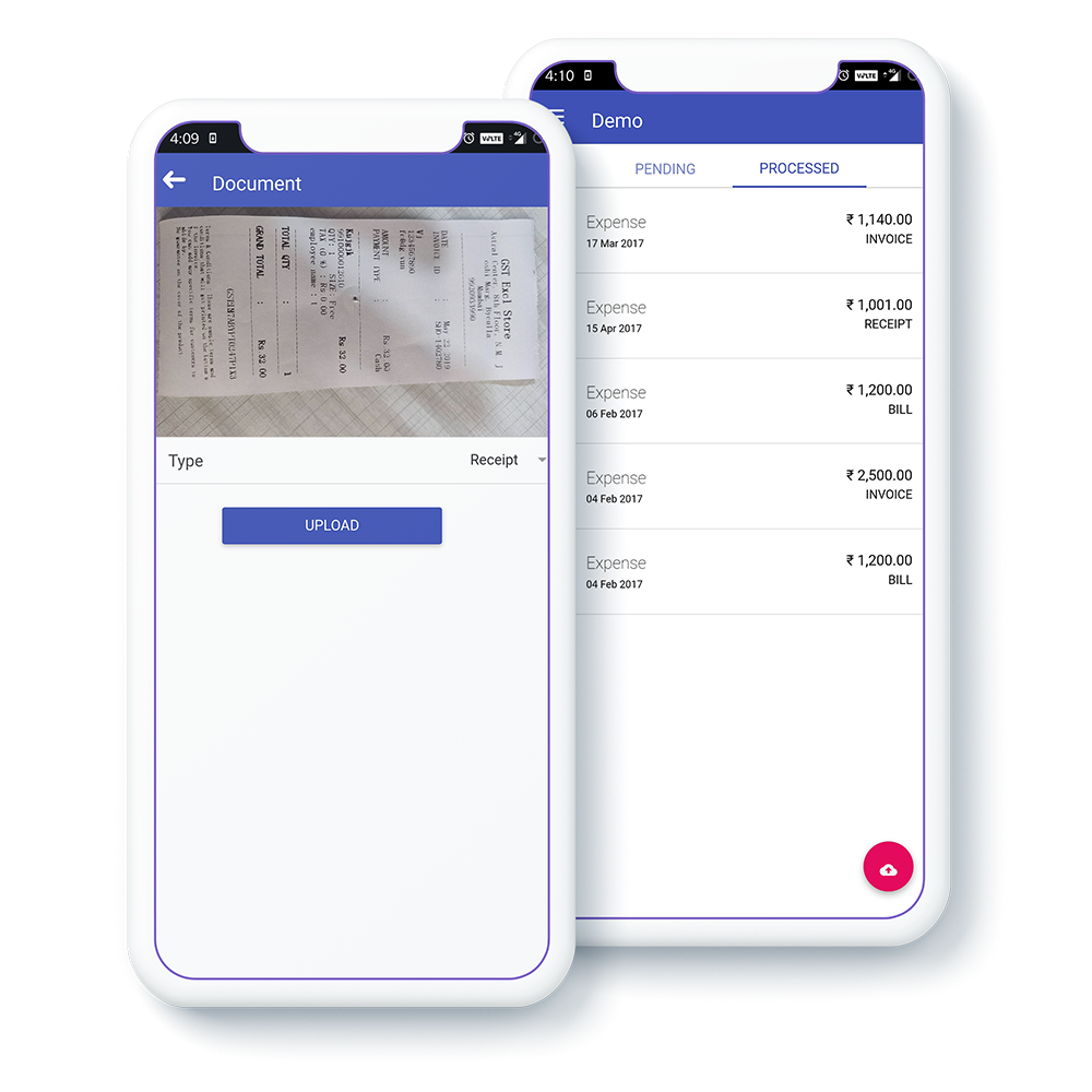 zybra-receipts-manager-app-simplified-bookkeeping | Zybra