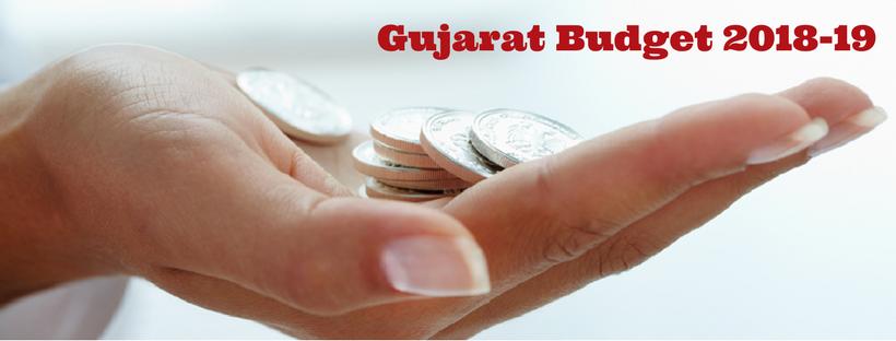 Gujarat Budget 2018-19 (1)