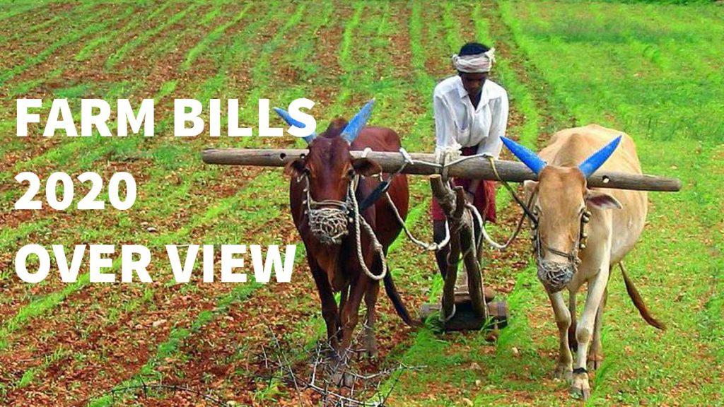 Farm Bills 2020 - Everything you need to know #FarmLaws2020 #FarmersProtest