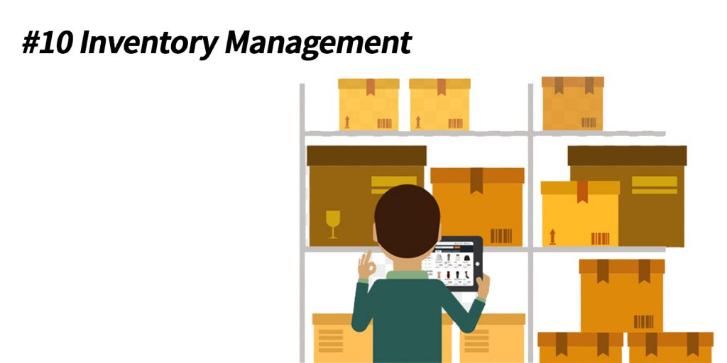 Inventory Management with Zybra GST Accounting Software - 10 steps to open hardware store in India - Small Business Ideas 2021 - by Zybra GST Billing Software
