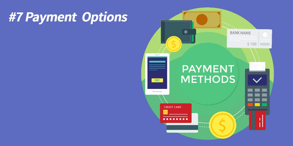 Multiple Payment Options - Cashfree - Razorpay - Instamojo - Bharat Pe - UPI - Paytm - PhonePe - Google Pay - Amazon Pay - 10 steps to open hardware store in India - Small Business Ideas 2021 - by Zybra GST Billing Software