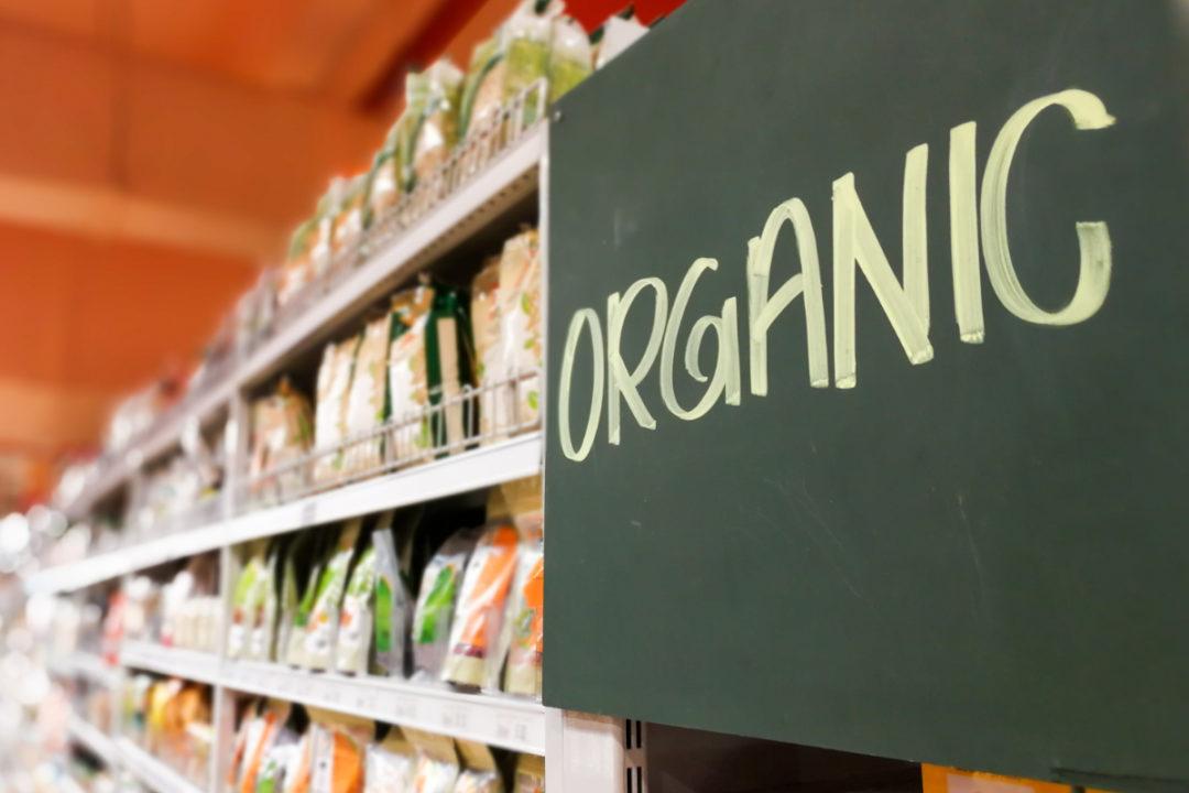Organic Food Store in India